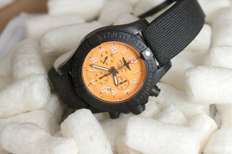 Breitling's Avenger Hurricane 45 replica watch