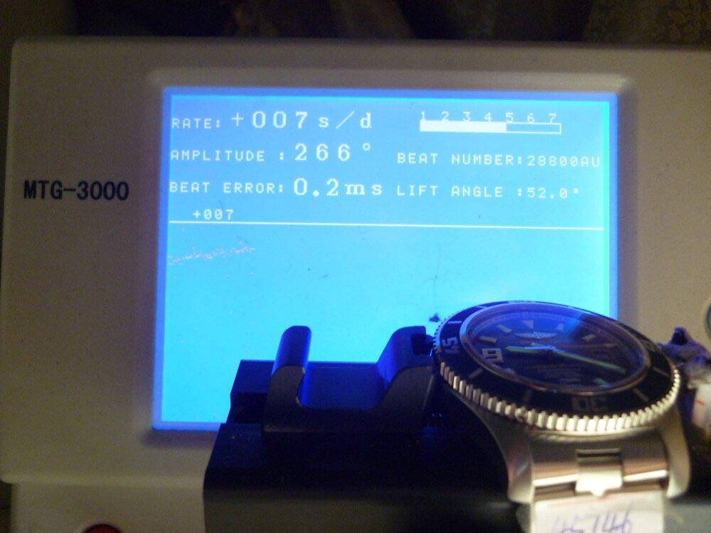 Breitling Replica Watch Movement Test