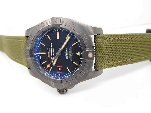 Replica Breitling Avenger Blackbird Diving Bezel