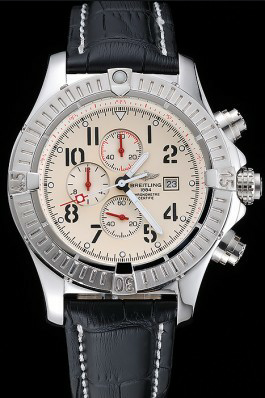 White Dials Mens Breitling Avenger Replica Review