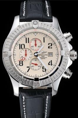White Dials Mens Breitling Avenger Replica Review