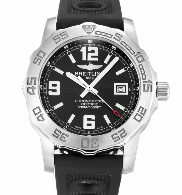 Breitling Colt Quartz A74387 Replica Review