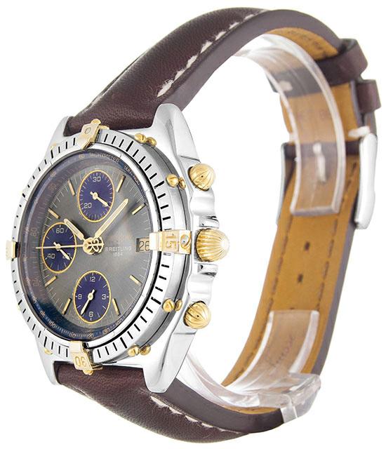 Grey Dial Breitling Chronomat B13047 Replica
