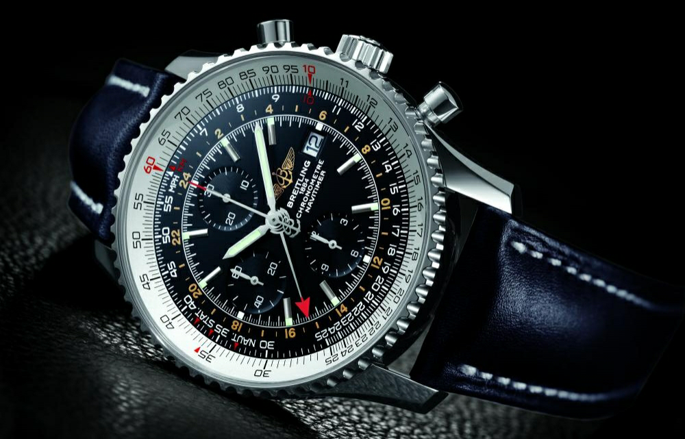 What you should know about fake Breitling
